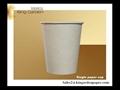 12OZ disposable kraft hot cups 1
