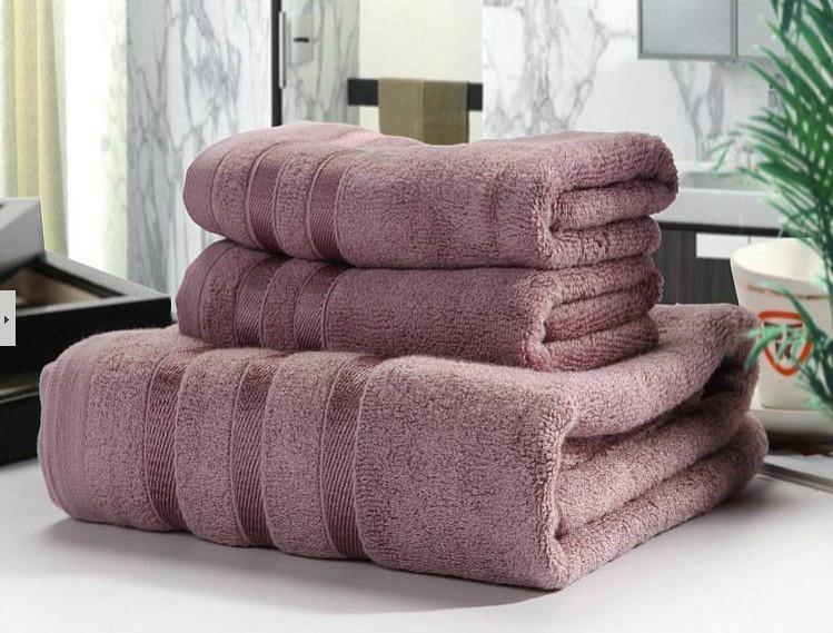 Wholesale High Quality Dobby 100% Cotton Bath Towel, 5 Star Hotel Bath Towel 1