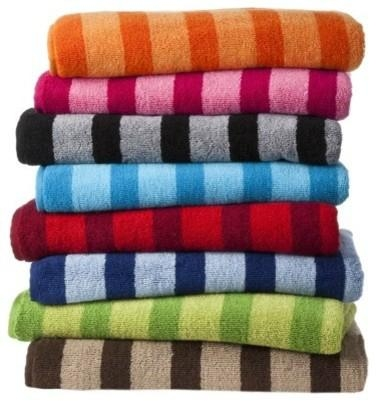 High Quality 100% cotton jacquard bath towel 1