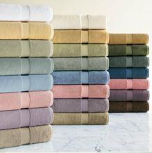 High Quality 100% cotton jacquard bath towel 1