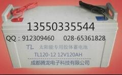 成都太阳能专用胶体蓄电池 NP200-12 NP150-12 NP120-12 NP100-12 NP65-12