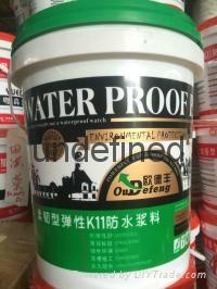 粵高K11韌性防水材料十大品牌 1