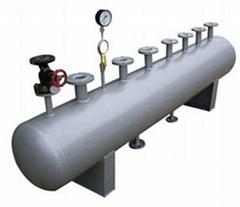 山西鍋爐中央空調用分氣缸