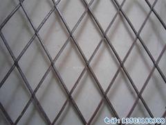 沖孔鋼板網