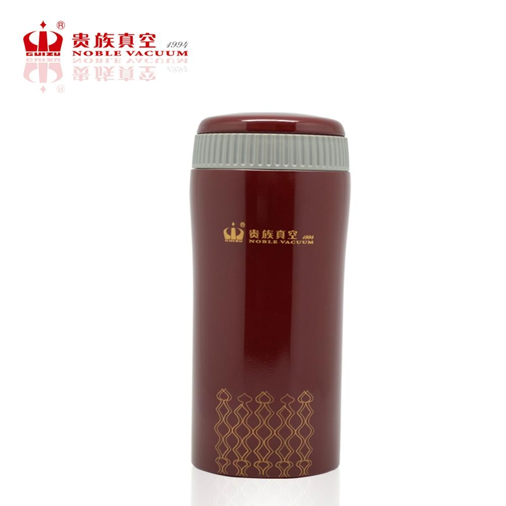 Double wall stainless steel super light vacuum flask thermal mug 5