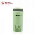 Double wall stainless steel super light vacuum flask thermal mug 4