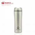 Double wall elegant stainless steel cute vacuum flask thermal mug KAOLA 4