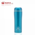Double wall elegant stainless steel cute vacuum flask thermal mug KAOLA 5
