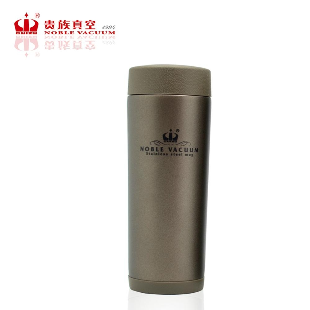 Double wall stainless steel vacuum flask thermal mug car cup 3