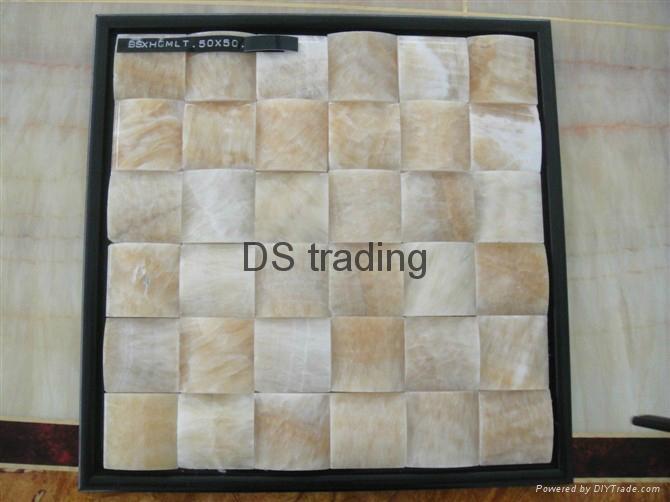 Natural Marble mosaic tile  1