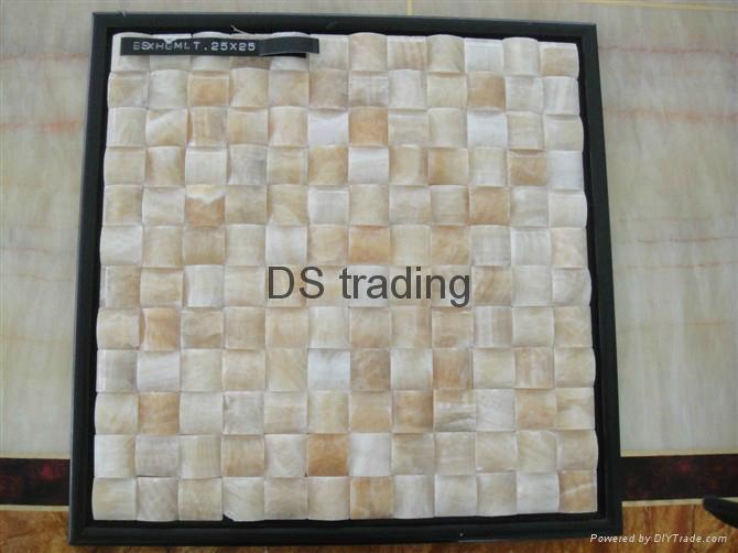 Natural Marble mosaic tile  3