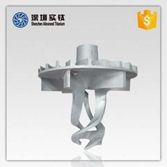 High Quality Titanium Alloy Casting Pump for Sales