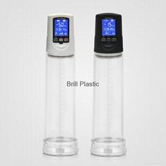 2015 Hot Three Speed Electronic Vacuum Penis Pump Penis Enlargement Device Penis