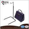 Black Color Luxury Women Handbag handbag display rack