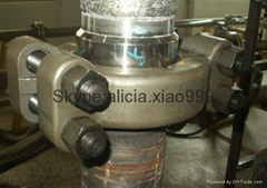 High Pressure Grayloc Pipe Connector Flange