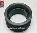 poly V belt Pulley with 8 grooves and taper hole 1