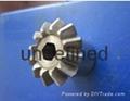 Custom Belvel gear and spiral gear