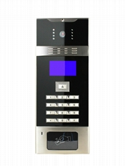 Multi-abonent intercom panel for Distributors only