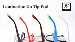 Temple lamination new design acetate eyewear eyewear manufacturer optical glasse