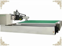 advance glass laser engraving machine