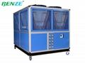 箱型风冷式冷水机,风冷式冷水机