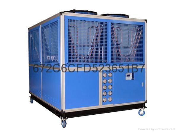 风冷螺杆式冷水机组 3