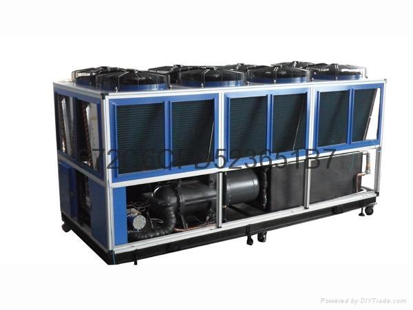 风冷螺杆式冷水机组 4