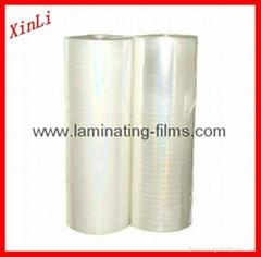 XinLi BOPP Holographic  thermal lamination film