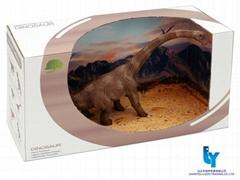 Brachiosaurus model toy