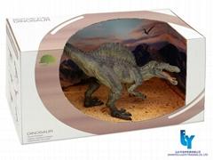 Spinosaurus model toy