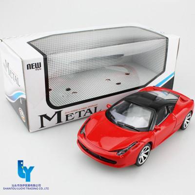 High quality factory OEM Die Cast Model Car 1
