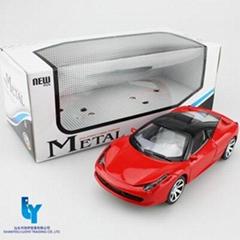 厂家直销新款高品质合金模型汽车