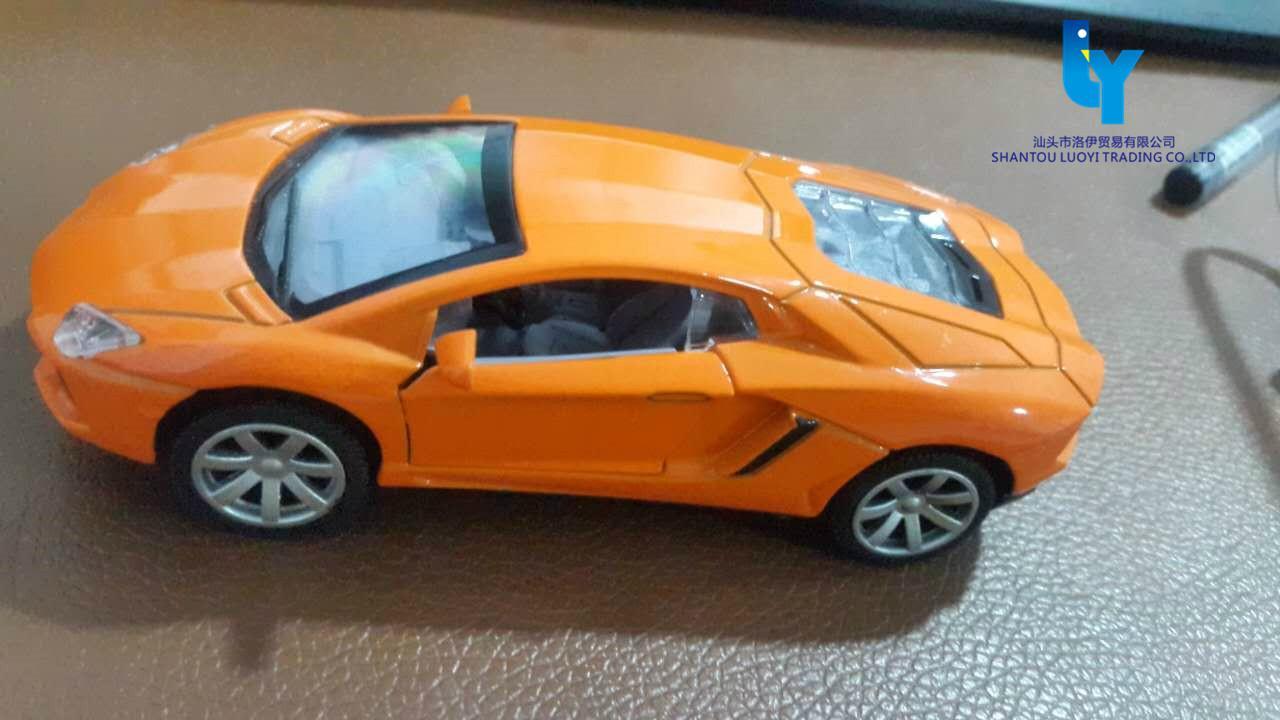 High quality factory OEM Die Cast Model Car 2
