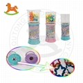 Colorful kaleidoscope toy with sweet candy 1