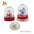 Hot selling revo  ing plastic Christmas