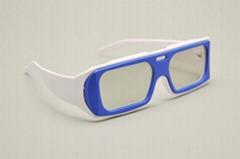 3D Cinema Glasses Linear Polarized