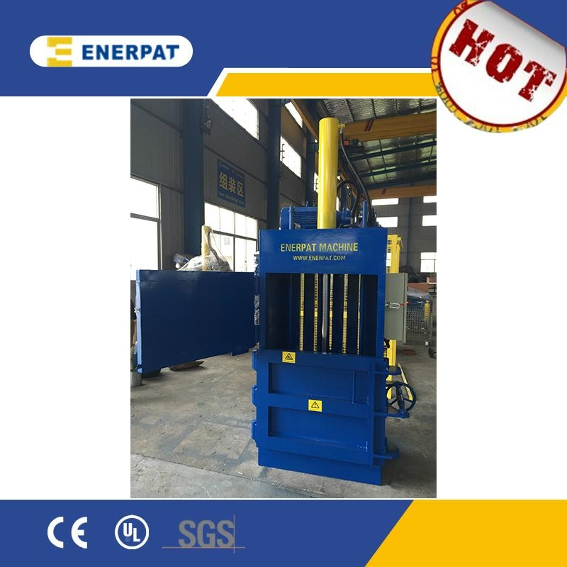 PET Bottle Baler with CE 1