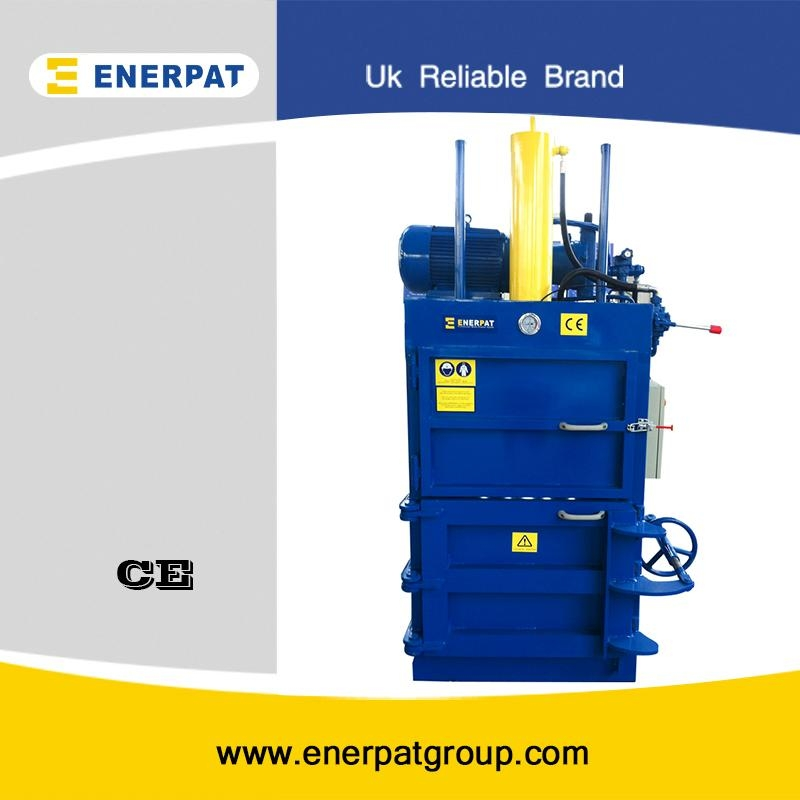PET Bottle Baler with CE 2