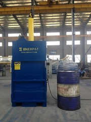 Automatic Oil Drum Crusher/Painting box