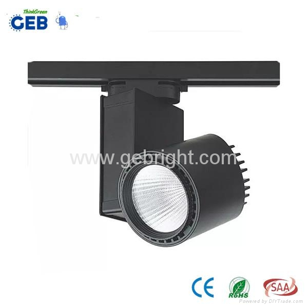 GEB® 30W 24° CRI > 90 Citizen LED Track Light 2