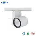 GEB® 30W 24° CRI > 90 Citizen LED Track Light 1