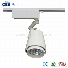 COB LED Track Lighting 20W with CRI>80