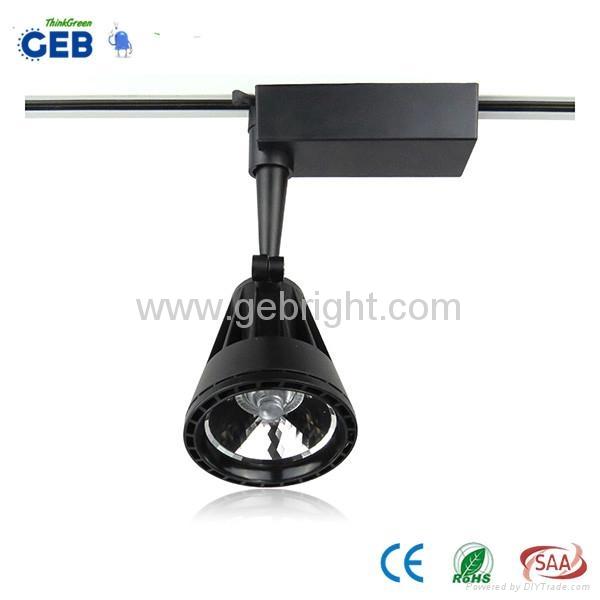 CE/RoHS 20W 3 Phase COB LED Track Spot Light 1
