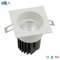 12W COB LED Retrofit Downlight Recessed LED Lighting