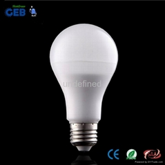 Ultrasonic plastic welding 5W 475lm E27 LED Light Bulb