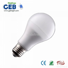 B22 LED Light 7W CRI>70Ra Free of Dead Corner LED Bulb Light