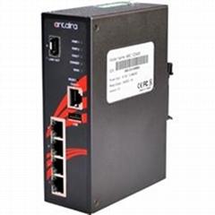 5-Port Industrial Gigabit Managed Ethernet Switch-LMX-0501G-SFP