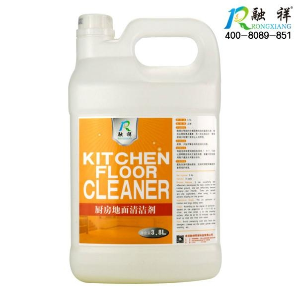 融祥厨房地面清洁剂 1
