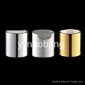 plastic jar aluminium lid