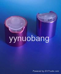jar aluminium lid